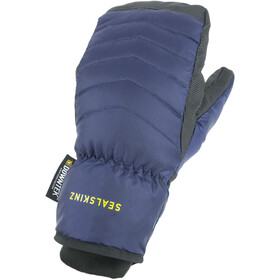 Sealskinz Waterproof Extreme Cold Weather Down Mittens navy blue/black